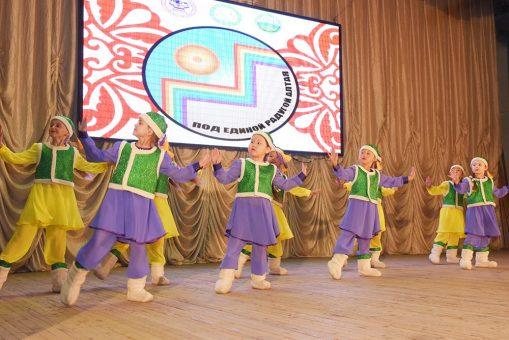 Фестиваль тюркских народов проходит в Горном Алтае
