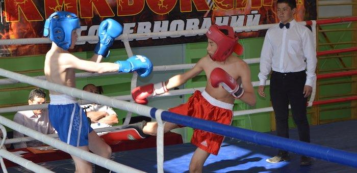 В Бельтире прошел республиканский турнир по кикбоксингу