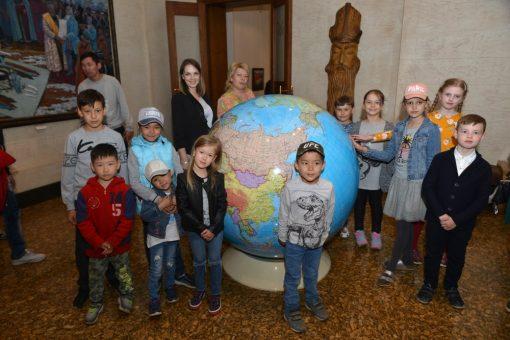 Более 2 тысяч человек приняли участие в «Музейной ночи» в Горно-Алтайске