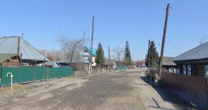 В Майме начался ремонт улицы Советской, движение по ней перекрыто