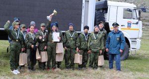 Соревнования по безопасности дорожного движения провели на Алтае
