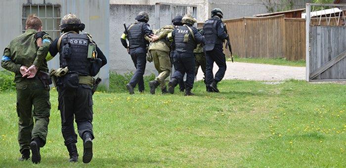 Подстанцию «Чергинская» захватили «террористы»: учения спецслужб прошли на энергообъекте