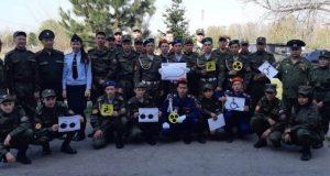 Акция «Сохрани жизнь! #Выскажись» прошла в Республике Алтай