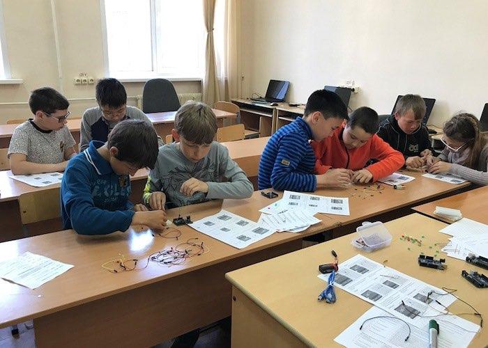 Фестиваль робототехники прошел в Республике Алтай