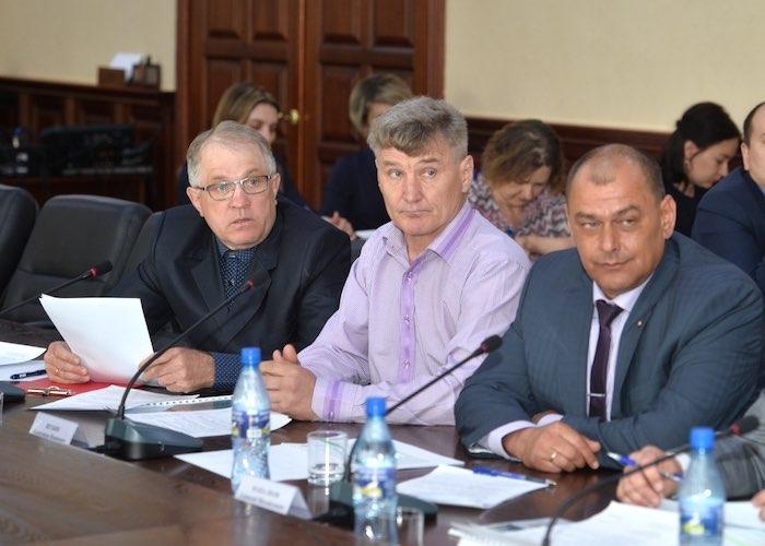 Проблемы лесного хозяйства обсудили в правительстве