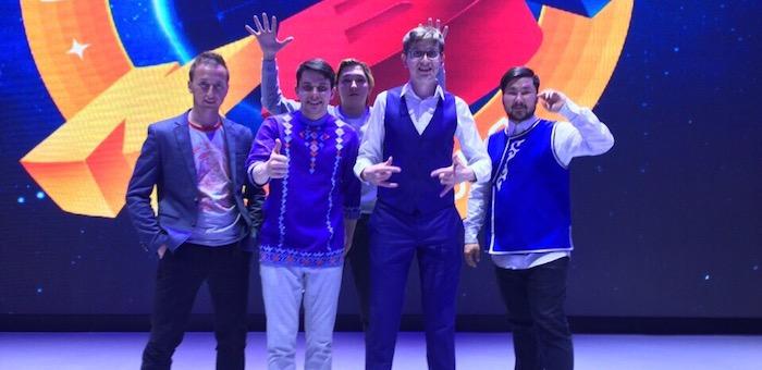 «Твердятич Пихто» вышел в полуфинал центральной лиги КВН «Азия»