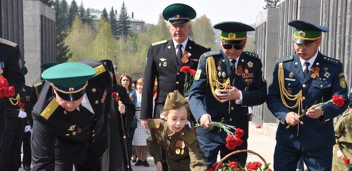 Монгольские пограничники посетили Республику Алтай