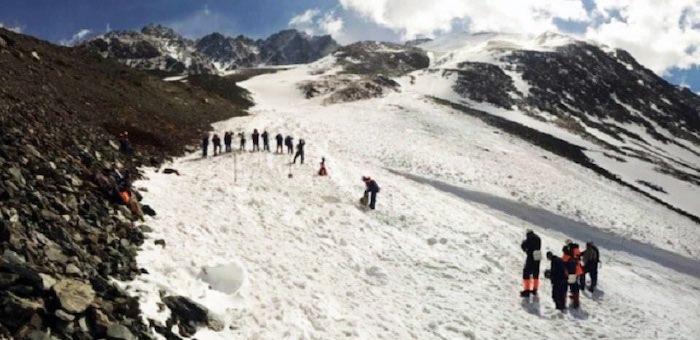 Еще двух погибших под лавиной альпинистов похоронят в Новосибирске
