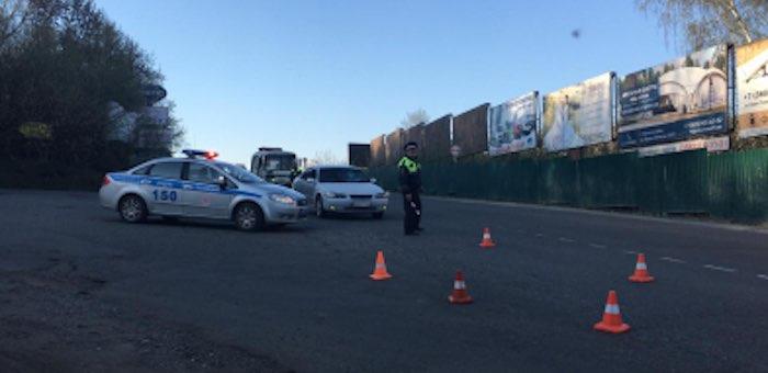 Вечером 7 мая в республике произошло сразу четыре ДТП, пять человек пострадали