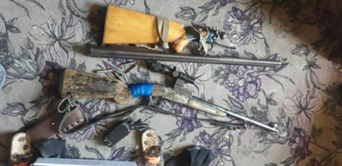 У жителя Бирюли нашли ружье с «криминальным прошлым»