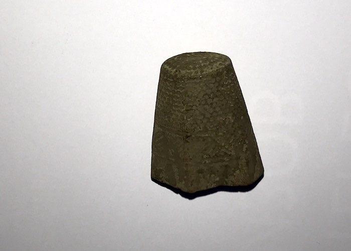 Буддийский артефакт нашли в заброшенной деревне на Алтае