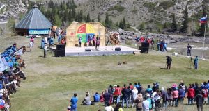 Фестиваль «Чике-Таманская весна» прошел в Онгудайском районе