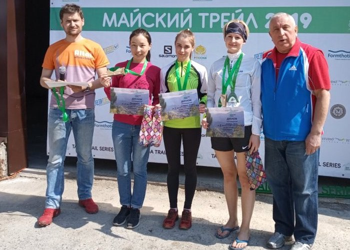 Спортсмены из ГАГУ успешно выступили на соревнованиях по горному бегу в Белокурихе