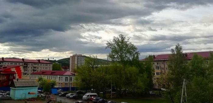 Штормовое предупреждение объявлено на Алтае