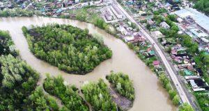 МЧС: паводковая ситуация стабилизировалась