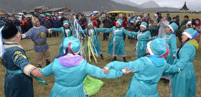 На Алтае открыли туристский сезон