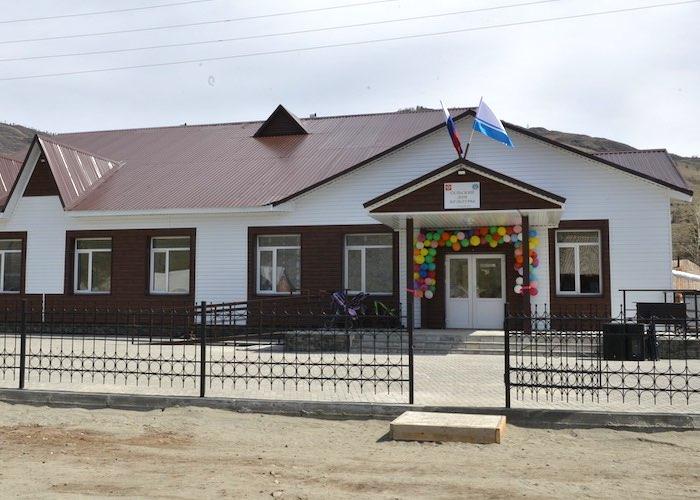 Владимир Тюлентин стал почетным гражданином села Кара-Кудюр
