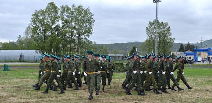 Военно-спортивный праздник в честь Дня пограничника прошел в Горно-Алтайске