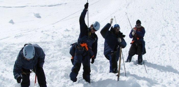 Спасатели продолжают поисковую операцию в районе горы Металлург