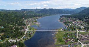 Ход реализации программы реабилитации Телецкого озера рассмотрели в правительстве