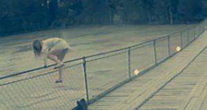 Девушка пыталась спрыгнуть с Айского моста в бурлящую Катунь (видео)