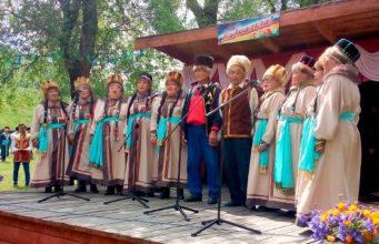 Фестиваль алтайской народной песни прошел в Шебалинском районе