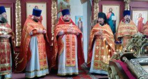 В одном из кузбасских храмов прошла литургия на алтайском языке