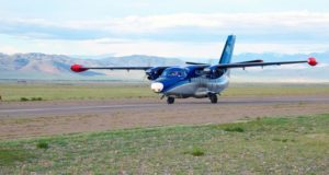 Состоялся первый технический авиарейс из Горно-Алтайска в Кош-Агач