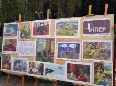 Салон дверей «Интер»: итоги добрых дел за май
