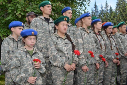 Митинг по случаю Дня памяти и скорби прошел в Горно-Алтайске