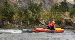 Во время сплава по горной алтайской реке утонул турист из Кузбасса