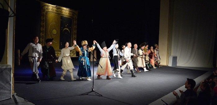Алтайский театр принял участие в фестивале «Туганлык» в Уфе