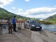 Движение по автомобильному мосту в Усть-Кумире восстановлено