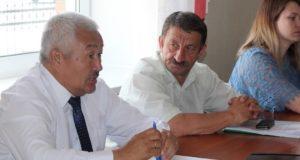 Родин Букачаков провел в Турочаке совещание по развитию сельских территорий