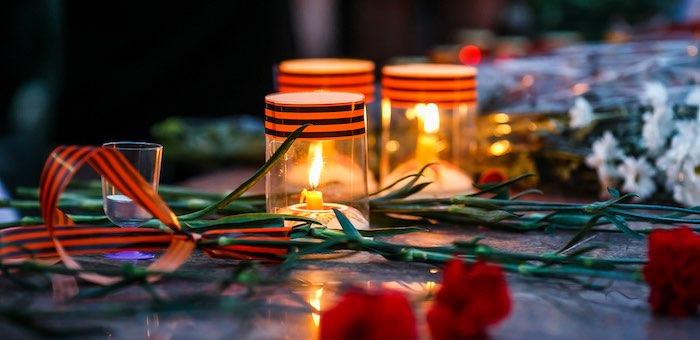 Акция «Свеча памяти» пройдет на Мемориале Славы