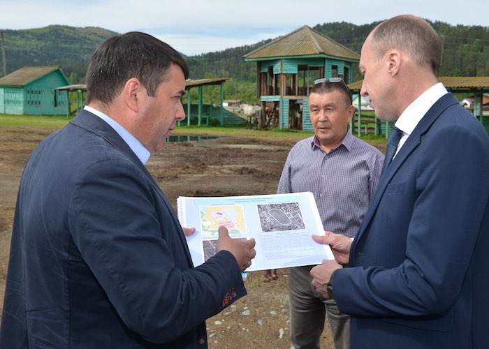 В Кызыл-Озеке появится новый микрорайон