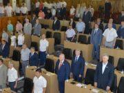 Александр Казаков и Владимир Карпов стали депутатами Госсобрания