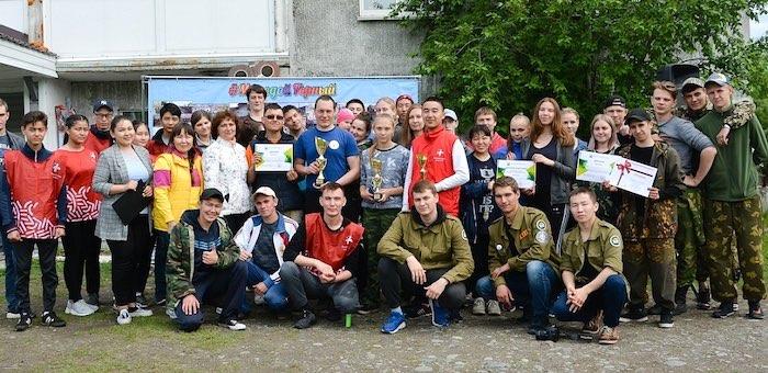 Туристский фестиваль молодежи и студентов прошел в Горно-Алтайске