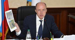 Хорохордин потребовал наказать чиновников, не выполнивших его поручение