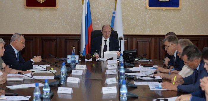 Олег Хорохордин поручил найти механизмы снижения «мусорного тарифа»