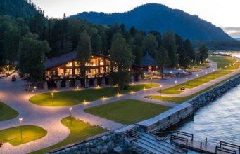 Отель на Телецком озере получил «туристический Оскар»