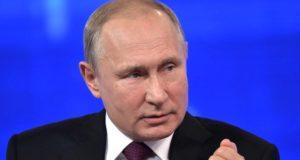 Президент Путин высоко оценил развитие горно-алтайского аэропорта (видео)