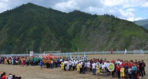 Команда из Кулады одержала победу в спартакиаде Онгудайского района
