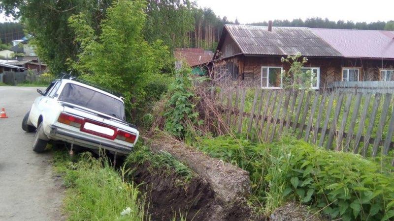 Нелепая авария в городе: нетрезвый водитель, беспечный пешеход