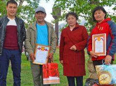 Конкурс стригалей прошел в Онгудайском районе
