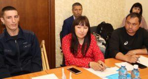 В Центре развития обсудили проблемы инвалидов
