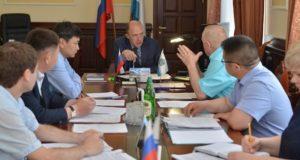Олег Хорохордин взял на контроль земельный вопрос в Шебалинском районе