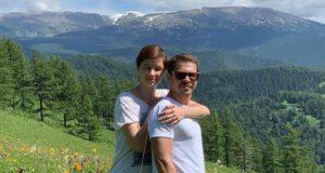 Актер Павел Деревянко обозначил границы своего будущего дома в районе Каракольских озер