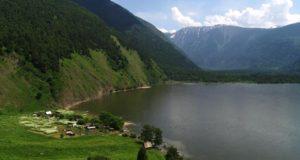 «Золотое озеро Телецкое»: новый фильм про Алтын-Кёль