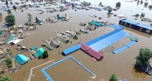 В «Единой России» объявлен сбор помощи пострадавшим от паводка в Иркутской области